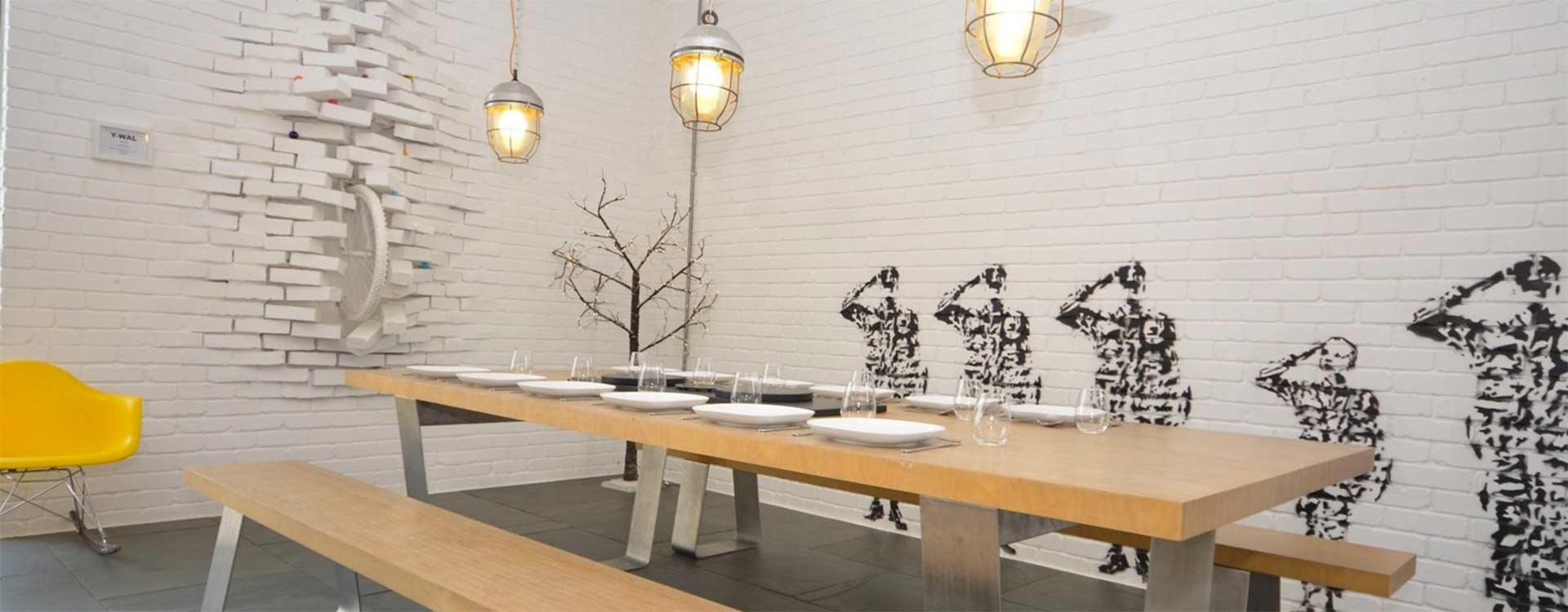 modern contemporary dining